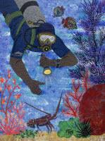 Diver Artwork
